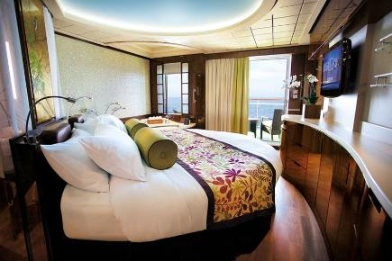 Norwegian Epic Spa Suite