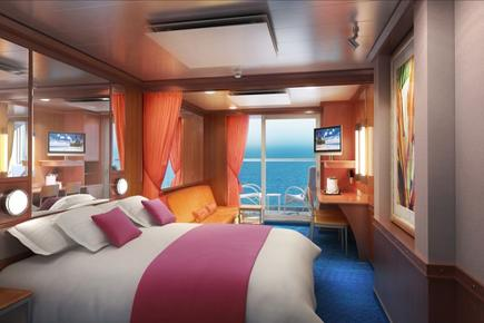 Norwegian Gem Mini Suite