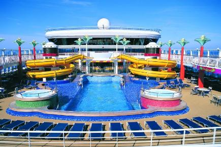 Norwegian Star Pooldeck
