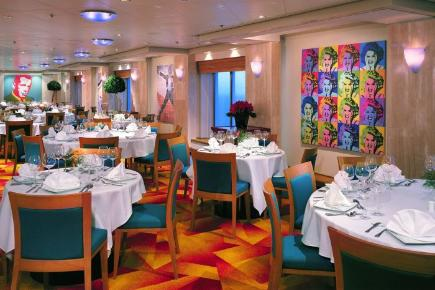 Norwegian Star Restaurant Soho