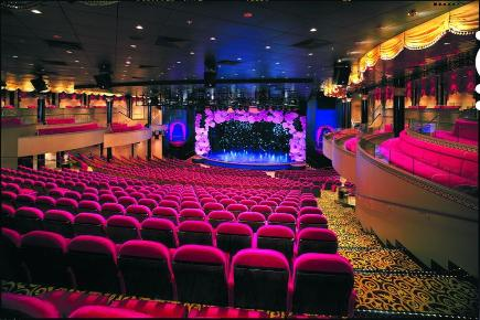Norwegian Star Stardust Theater