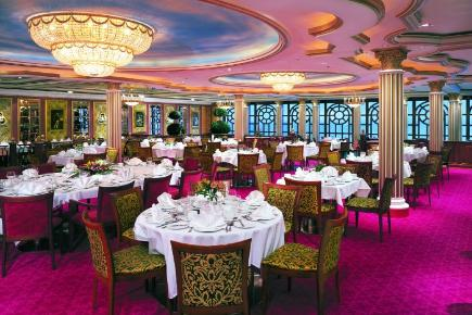 Norwegian Star Versailles Hauptrestaurant