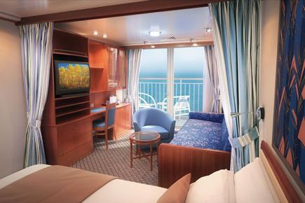 Norwegian Sky Mini Suite