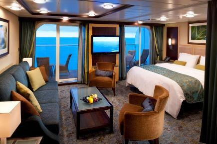Suite der Allure of the Seas