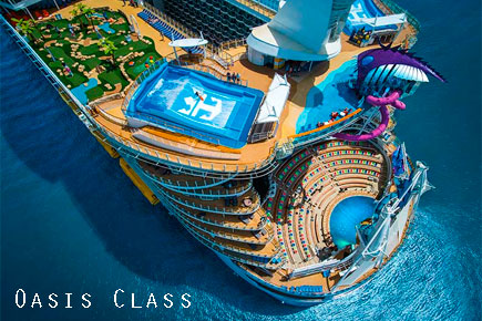 Royal Caribbean Oasis Special