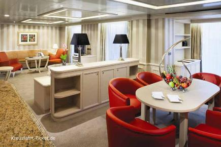 Owner Suite | Silver Shadow