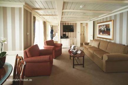 Owner Suite - wohnen | Silver Cloud
