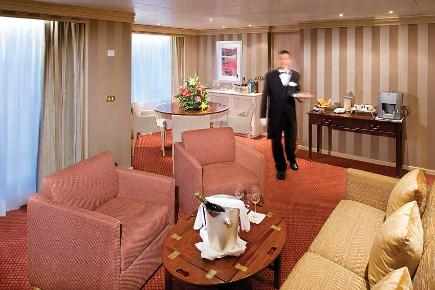 Owner Suite | Silver Wind