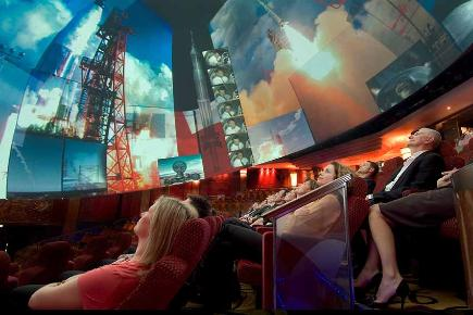 Planetarium | Queen Mary 2