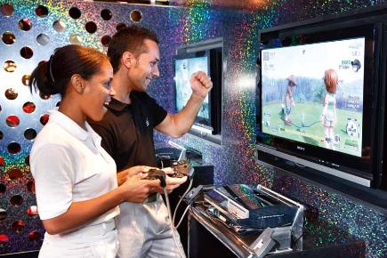 Play Station | Costa Pacifica