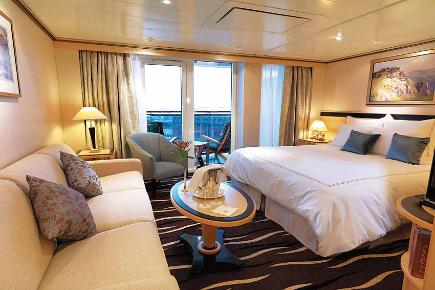 Princess Suite P1 | Queen Mary 2