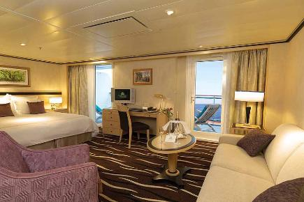 Queens Suite Q5 | Queen Mary 2