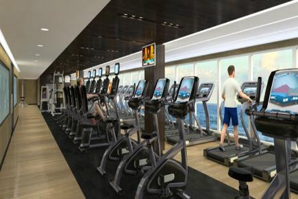 Regal Princess Fitness Center