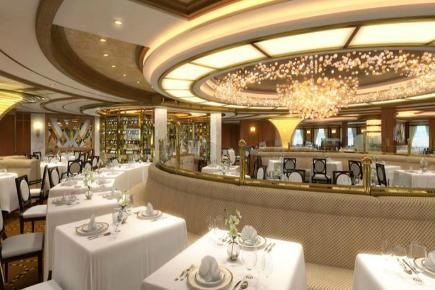 Regal Princess Restaurant