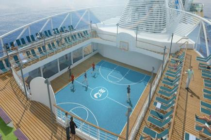 Regal Princess Multifunktions Sportplatz