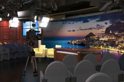 Regal Princess Live TV Studio