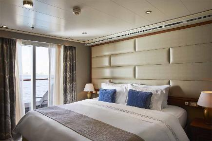 Owner's Suite I Silver Whisper