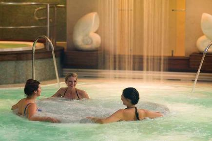 SPA Whirlpool | Queen Mary 2