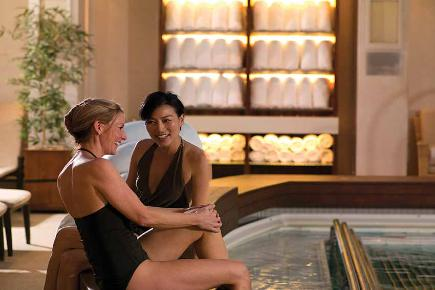 Canyon Ranch SPA | Queen Mary 2