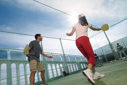 Sport an Bord | Queen Mary 2