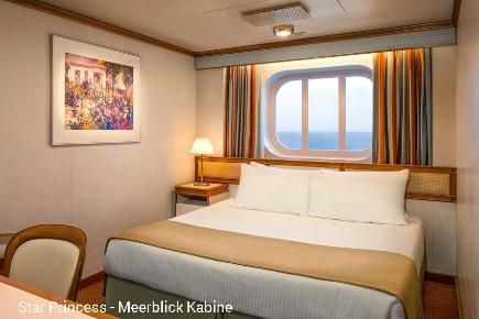 Meerblick Kabine | Star Princess