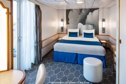 Juniorsuite | Empress of the Seas