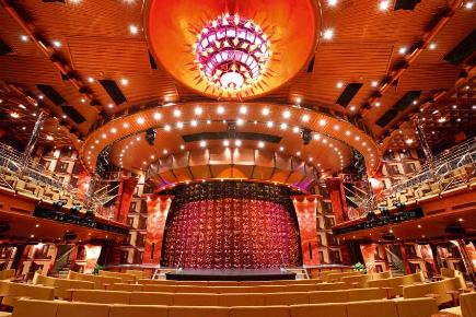 Theater | Costa Pacifica