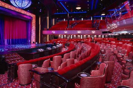 Theater | Queen Mary 2
