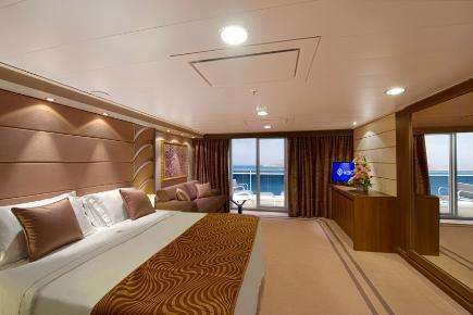 Yacht Club Suite | MSC Divina