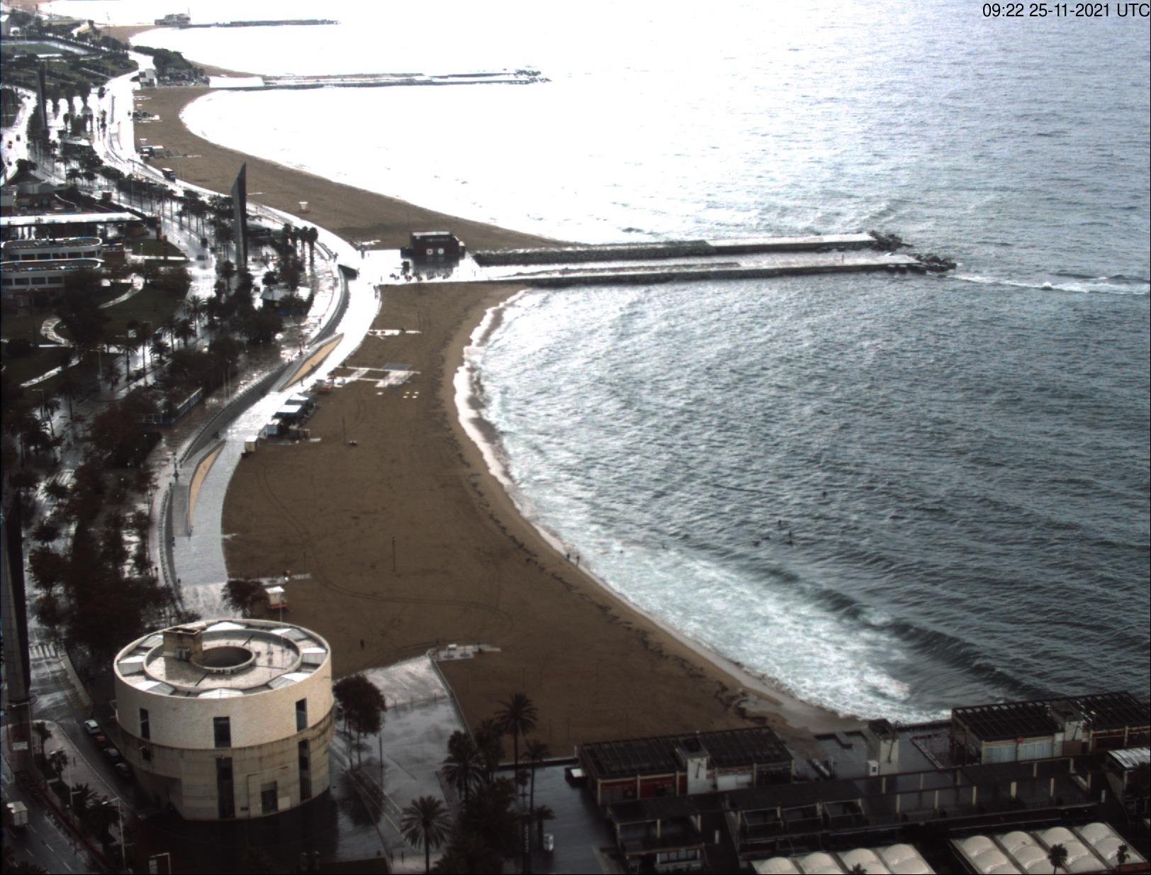 Strände Barcelona (Platja de la Nova Icària)