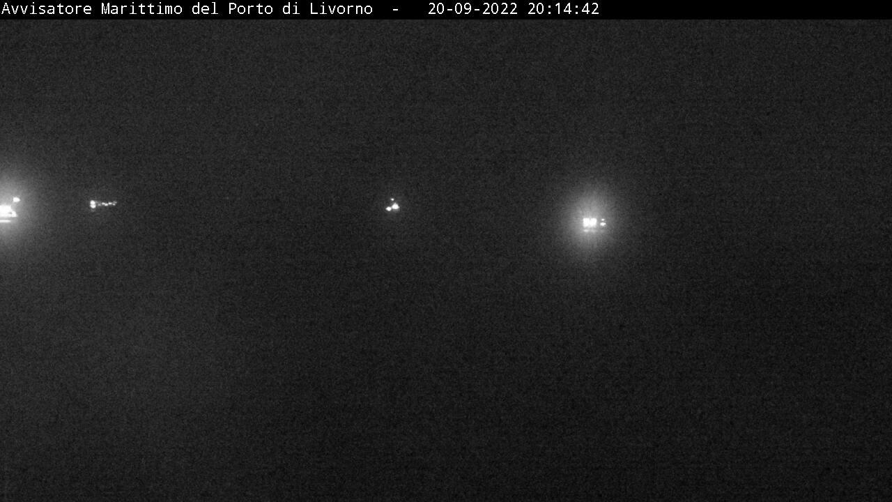 Hafen von Livorno 2