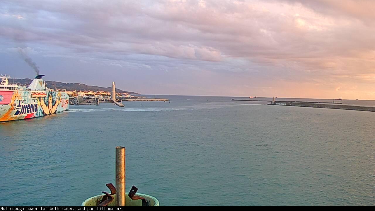 Hafen von Livorno 3