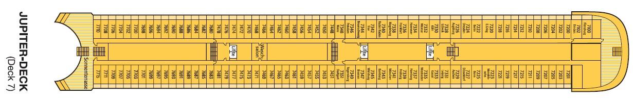 aktueller deckplan der ms artania
