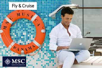 MSC Fly & Cruise Special