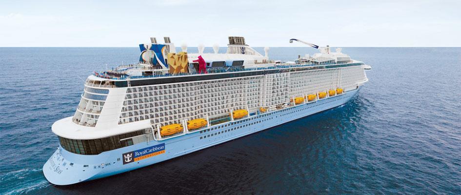 Freedom Of The Sea Royal Caribbean Tour